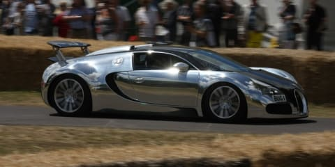 2010 Goodwood Festival of Speed Gallery