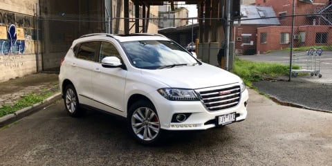 2017 Haval H2 Premium 4x2 review
