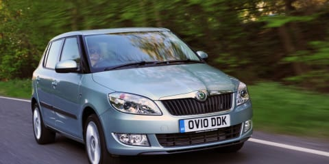 Skoda is a brand on the rise and rise