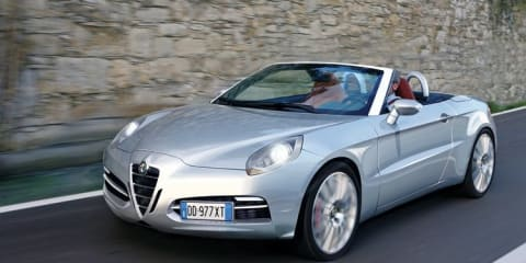 Alfa Romeo 4C concept likely for August unveiling