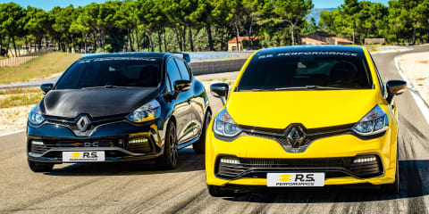 Renault Sport Performance Parts announced in Europe