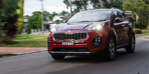 2016 Kia Sportage Platinum (AWD) Review
