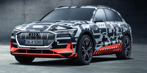 Audi e-tron launch pushed to September 17