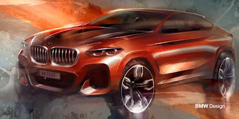 2019 BMW X4 revealed, here in Q3