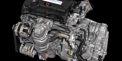 New Honda diesel engine and CR-V concept headed for Geneva