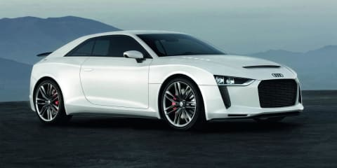 2013 Audi Quattro Concept production almost confirmed