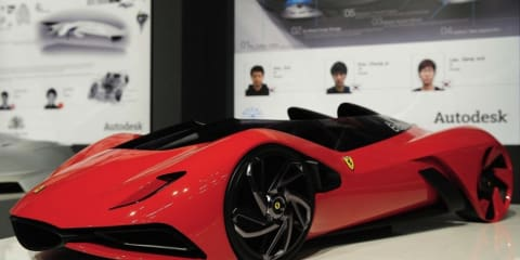 Ferrari announces winners of 2011 Ferrari World Design Contest
