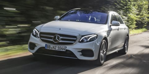 Mercedes-Benz E300de PHEV launches in the UK