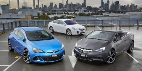 Holden may not be No.1 by 2020, concedes GM executive