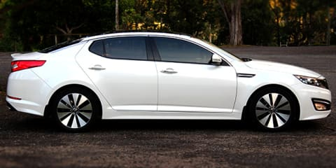 2012 Kia Optima Platinum Review Review