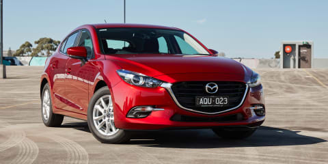 2018 Mazda 3 Maxx Sport hatch review