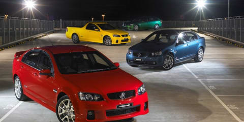 2010 Holden Commodore Redline Edition to be introduced
