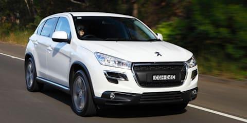 2012-15 Peugeot 4008 recalled