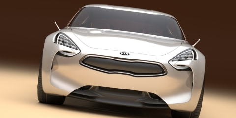 Kia GT eyeing production