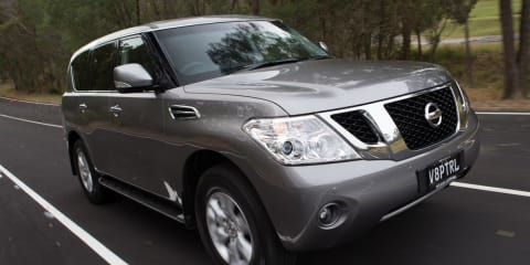 2013 Nissan Patrol Review