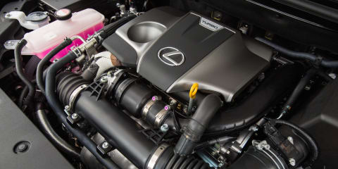 Lexus's first turbo heading for IS200t and beyond