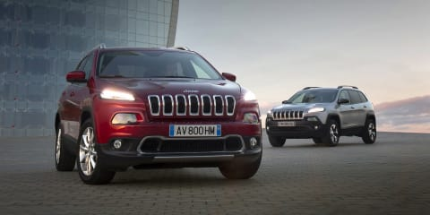 Jeep Cherokee : 2.0-litre diesel engine joins new SUV range