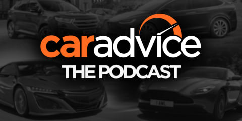 CarAdvice Podcast episode 15: Honda NSX flies in, Ford on Edge, DB11 reviewed, Model X priced, and much more