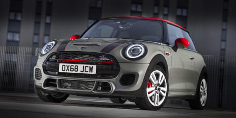 2019 Mini JCW now WLTP-compliant
