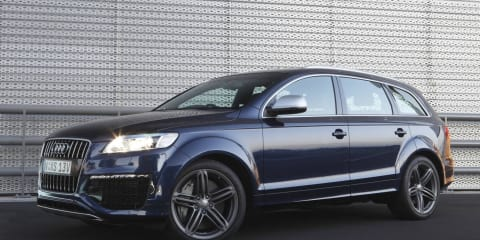 2009 Audi Q7 V12 TDI unleashed in Australia