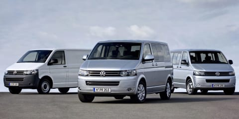 Volkswagen Transporter details revealed