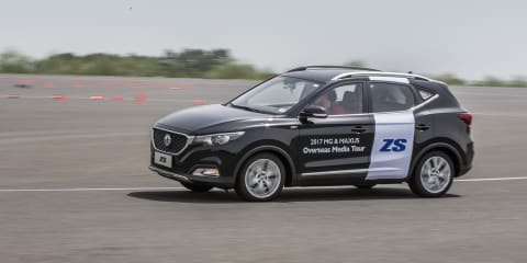 2018 MG ZS review: Quick drive
