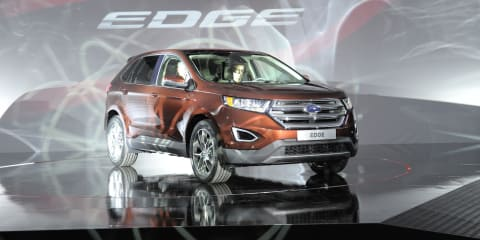 Ford Edge :: Diesel-powered Territory successor revealed