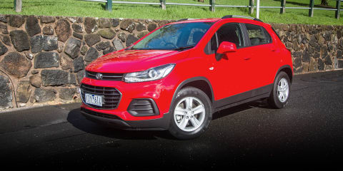 2017 Holden Trax LS manual review