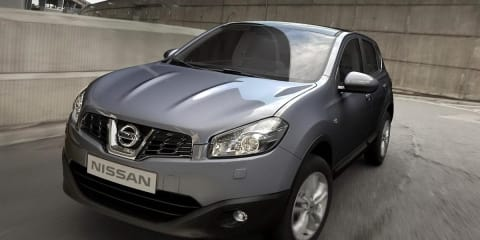 2010 Nissan Dualis, Pathfinder, Navara to debut at Geneva Motor Show