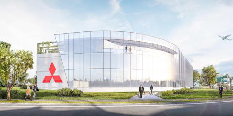 Mitsubishi Australia planning new Adelaide headquarters