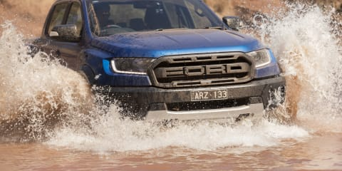 Isuzu considering D-Max rival to Ford Ranger Raptor, Toyota HiLux Rugged-X, Nissan Navara Warrior