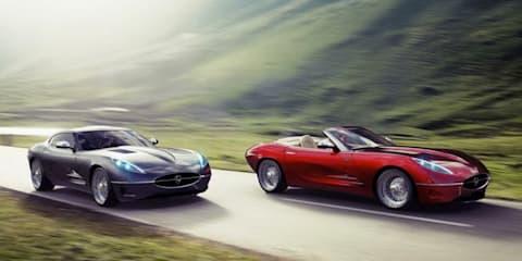 Lyonheart K: modern-day Jaguar E-Type priced from $450K