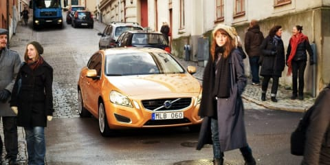 Volvo pedestrain protection system snafu