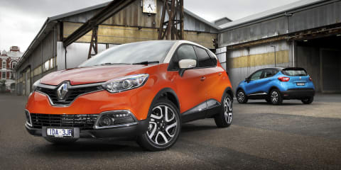2015 Renault Captur pricing and specifications