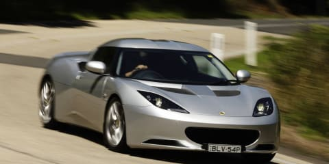 Lotus debuts in China