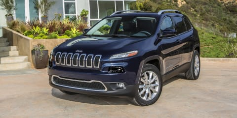 2018 Jeep Cherokee recalled