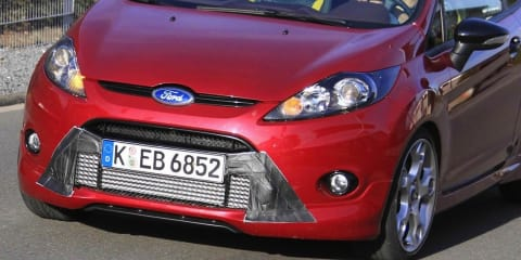 Ford Fiesta ST coming late 2012: report