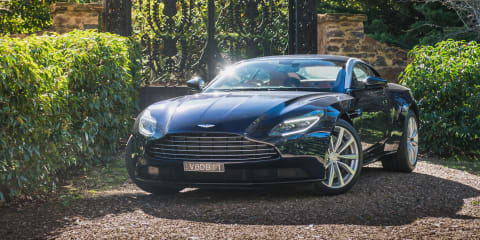 2019 Aston Martin DB11 V8 review