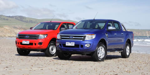 Ford Ranger gets 5-star safety rating from ANCAP
