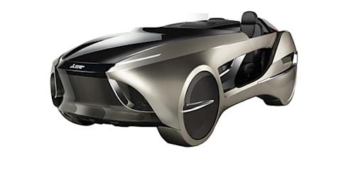 Mitsubishi Emirai 4 concept revealed for Tokyo