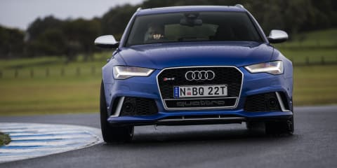 2015 Audi RS6 Avant Review