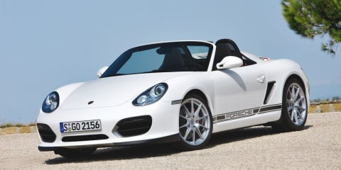 Porsche to test electric sports vehicle based on Boxster