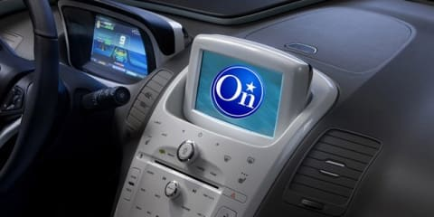 General Motors to use OnStar audio Facebook and texting technology