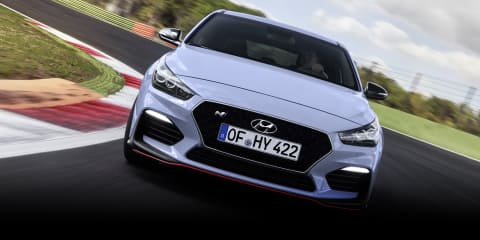 2018 Hyundai i30 N review
