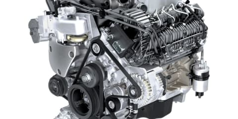 GM Announce New V8 Diesel