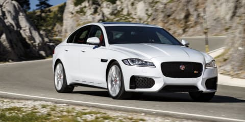 2016 Jaguar XF gets AWD – but not for Australia
