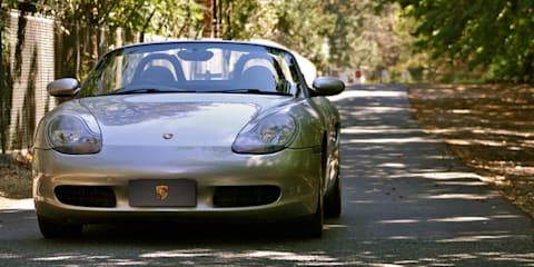1997 Porsche Boxster Review