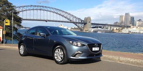 Mazda 3 Review : LT1