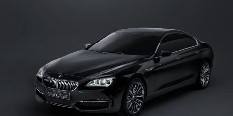 2012 BMW 6 Series Gran Coupe production confirmed