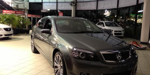 2013 Holden Caprice V Review